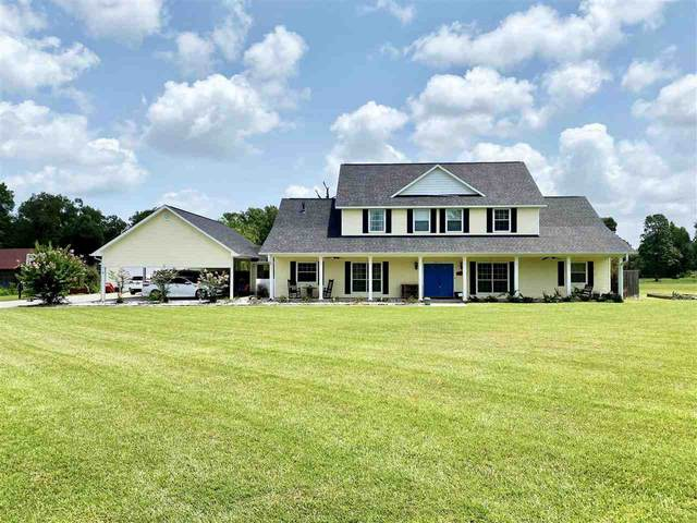 5220 Ware Rd., Texarkana, AR 71854 (MLS #107392) :: Better Homes and Gardens Real Estate Infinity