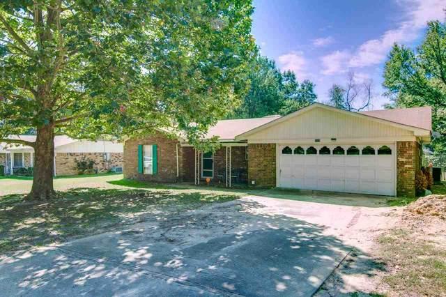 1418 E 22nd St., Texarkana, AR 71854 (MLS #107860) :: Better Homes and Gardens Real Estate Infinity