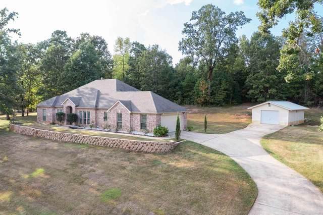 9 Lewis Lane, Texarkana, TX 75501 (MLS #107918) :: Better Homes and Gardens Real Estate Infinity