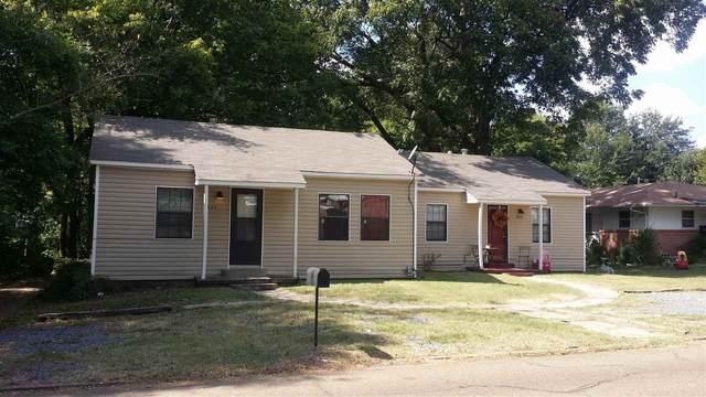 1611 & 1613 Hickory, Texarkana, AR 71854 (MLS #108033) :: Better Homes and Gardens Real Estate Infinity