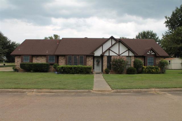218 Quail Lane, Wake Village, TX 75501 (MLS #99786) :: Coldwell Banker Elite