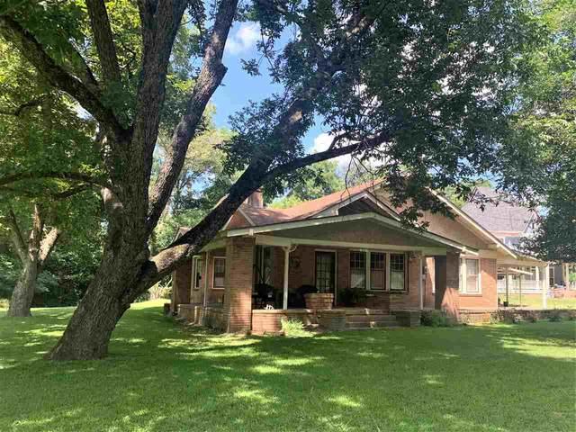 611 E Hiram, Atlanta, TX 75551 (MLS #107532) :: Better Homes and Gardens Real Estate Infinity