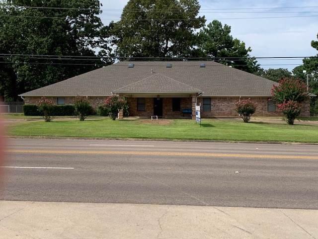 1811 Arkansas Blvd, Texarkana, AR 71854 (MLS #103401) :: Better Homes and Gardens Real Estate Infinity