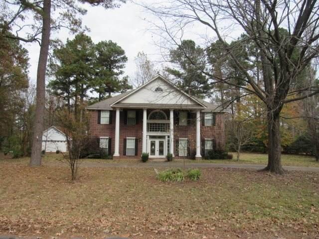 4 Forsyth Circle, Texarkana, TX 75503 (MLS #106177) :: Better Homes and Gardens Real Estate Infinity