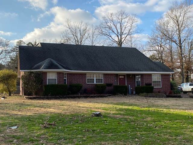 115 Oakview Dr, Texarkana, TX 75501 (MLS #106186) :: Better Homes and Gardens Real Estate Infinity
