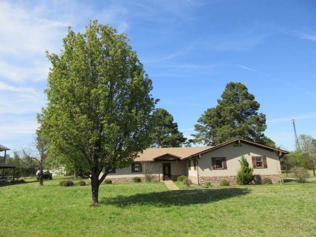 5602 W Kyle Rd, Texarkana, TX 75503 (MLS #106617) :: Better Homes and Gardens Real Estate Infinity