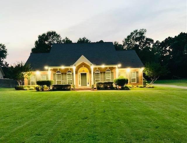 418 Beaver Lake Drive, Texarkana, TX 75501 (MLS #106893) :: Better Homes and Gardens Real Estate Infinity