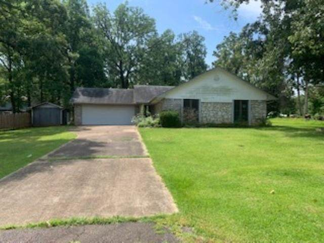 165 Yarborough Ave, Ashdown, AR 71822 (MLS #107306) :: Better Homes and Gardens Real Estate Infinity