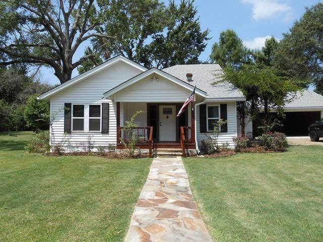 2605 Old Redlick Rd, Texarkana, TX 75501 (MLS #107425) :: Better Homes and Gardens Real Estate Infinity