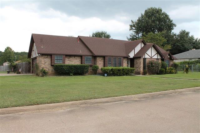 218 Quail Lane, Wake Village, TX 75501 (MLS #98734) :: The Chad Raney Team