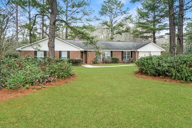 105 Carriage Lane, Sylvester, GA 31791 (MLS #130898) :: Lindy's Town and Country Real Estate | Keller Willimas Middle GA