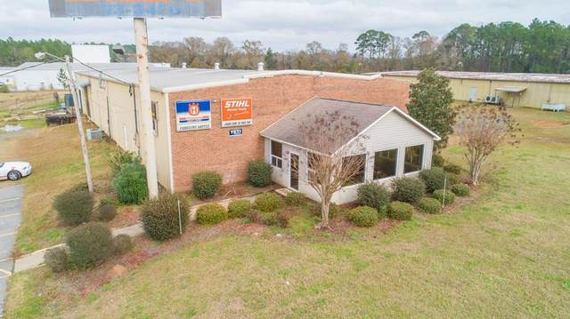 236 Frank Road, Fitzgerald, GA 31750 (MLS #130915) :: Lindy's Town and Country Real Estate | Keller Willimas Middle GA