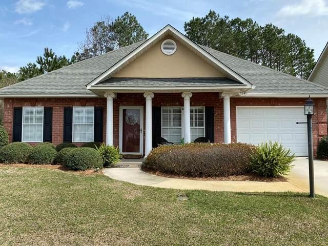 138 Golden Way, Tifton, GA 31794 (MLS #131006) :: Lindy's Town and Country Real Estate | Keller Willimas Middle GA