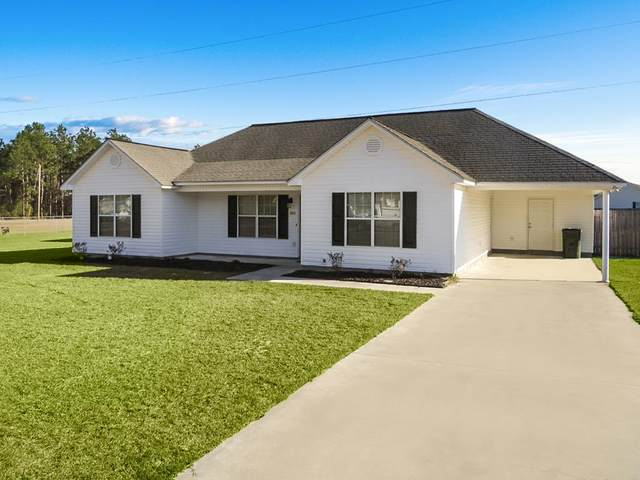 201 Greenbriar Circle, Ocilla, GA 31774 (MLS #131025) :: Lindy's Town and Country Real Estate | Keller Willimas Middle GA