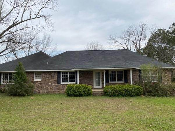 157 Tempy Road, Sylvester, GA 31791 (MLS #130917) :: Lindy's Town and Country Real Estate | Keller Willimas Middle GA