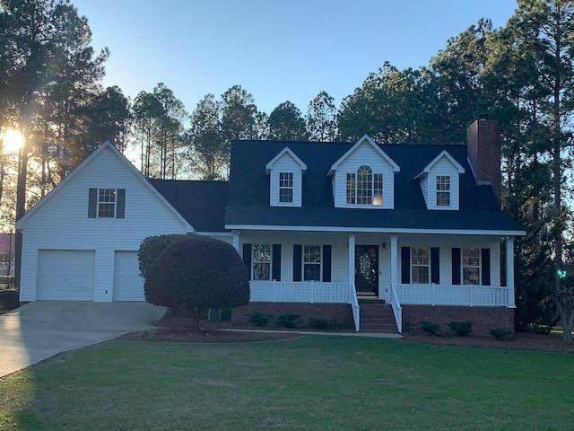115 Goldenwood Dr, Sylvester, GA 31791 (MLS #130966) :: Lindy's Town and Country Real Estate | Keller Willimas Middle GA