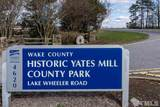 3717 Yates Mill Pond Road - Photo 29