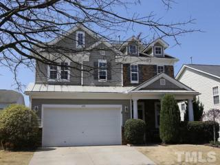 208 Bikram Drive, Holly Springs, NC 27540 (#2117230) :: Raleigh Cary Realty