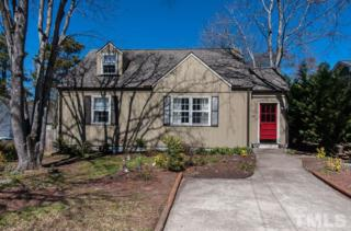 617 Mills Street, Raleigh, NC 27608 (#2117634) :: Raleigh Cary Realty