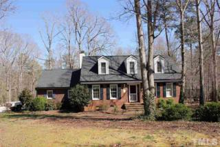 6022 Fordland Drive, Raleigh, NC 27606 (#2122607) :: Raleigh Cary Realty