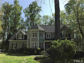 306 Wyndham Drive, Chapel Hill, NC 27516 (#2123643) :: Raleigh Cary Realty