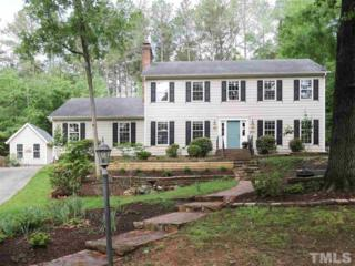 631 Arlington Street, Chapel Hill, NC 27514 (#2124888) :: Raleigh Cary Realty