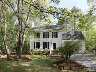 1003 Highland Trail, Chapel Hill, NC 27516 (#2124911) :: Raleigh Cary Realty