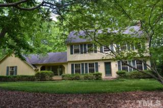 407 Lakeshore Lane, Chapel Hill, NC 27514 (#2124998) :: Raleigh Cary Realty