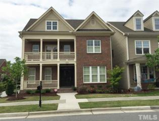 1203 Chalk Maple Drive, Cary, NC 27519 (#2125090) :: Raleigh Cary Realty