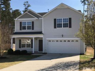 501 Jumping Frog Lane, Knightdale, NC 27545 (#2117672) :: Raleigh Cary Realty