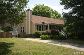 2517 Pleasant Road, Fuquay Varina, NC 27526 (#2124844) :: Raleigh Cary Realty