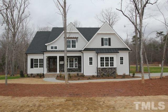 10 Carlson Ridge Drive, Youngsville, NC 27596 (#2119772) :: The Jim Allen Group