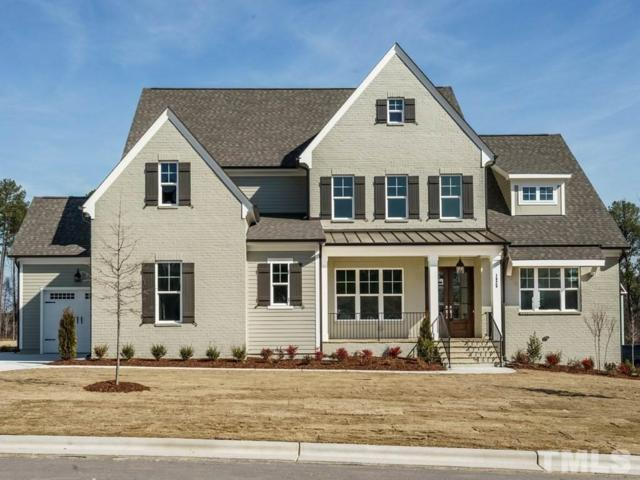 1825 Center Ridge Drive, Apex, NC 27502 (#2139034) :: The Jim Allen Group