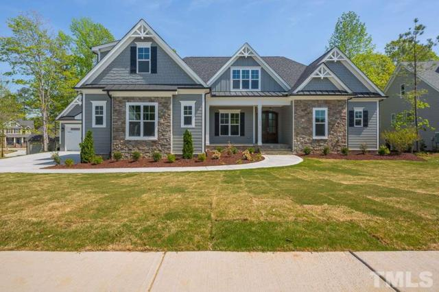 1405 Yardley Drive, Wake Forest, NC 27587 (#2159935) :: The Perry Group