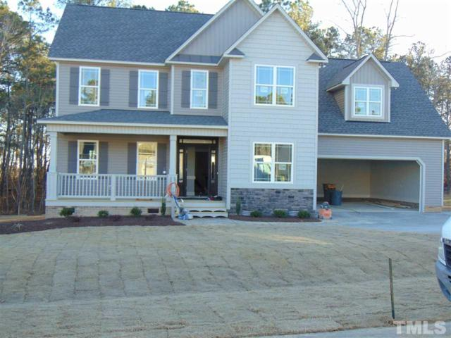 108 Evie Drive #85, Smithfield, NC 27577 (#2162527) :: Raleigh Cary Realty