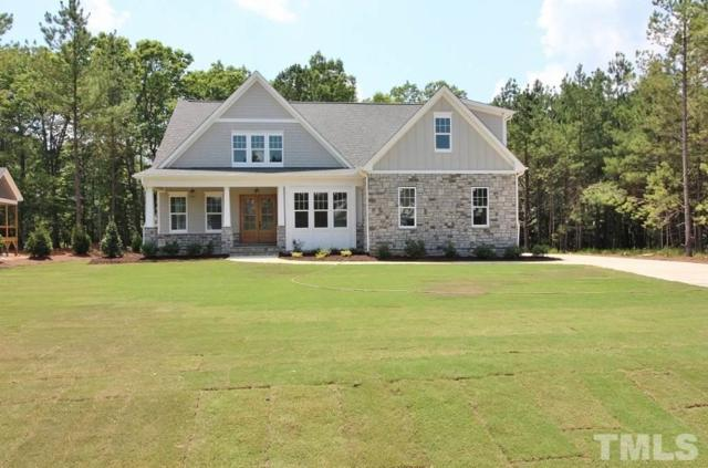 39 North Julip Court, Pittsboro, NC 27312 (#2168967) :: The Abshure Realty Group