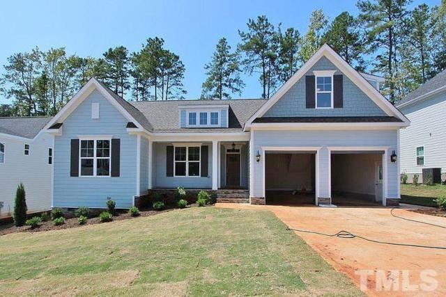 132 Park Bluff Drive, Holly Springs, NC 27540 (#2185452) :: Rachel Kendall Team