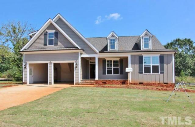 109 Logans Manor Drive, Holly Springs, NC 27540 (#2185640) :: Rachel Kendall Team