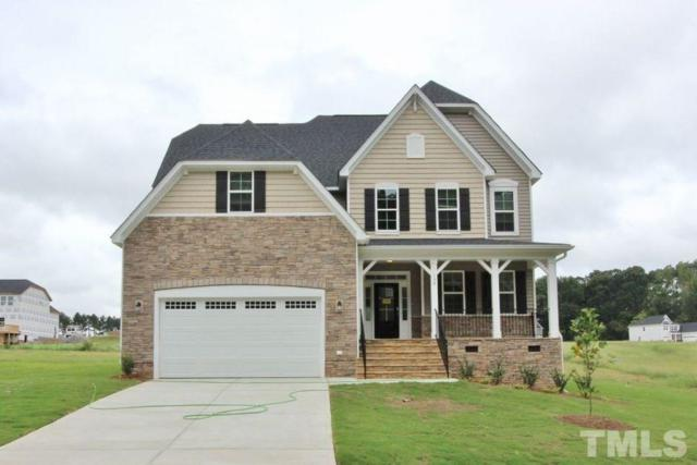105 Oxer Drive, Youngsville, NC 27596 (#2196014) :: The Abshure Realty Group
