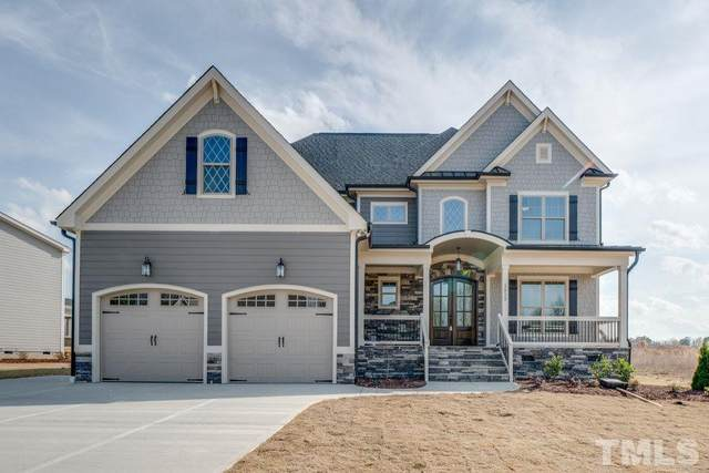 1512 Sweetclover Drive, Wake Forest, NC 27587 (#2274498) :: Raleigh Cary Realty