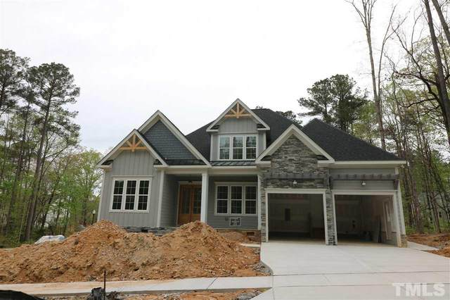 201 Stone Park Drive, Wake Forest, NC 27587 (#2286286) :: Southern Realty Group