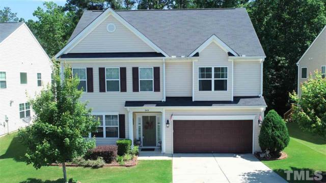 243 Florence Drive, Clayton, NC 27527 (#2180048) :: The Perry Group