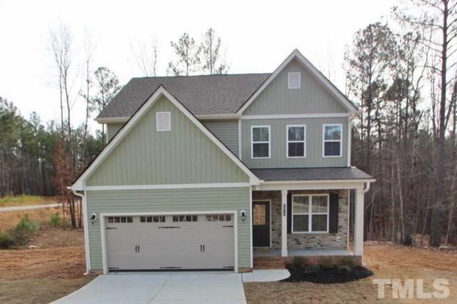 3610 Pine Needles Drive, Wake Forest, NC 27587 (#2192196) :: The Perry Group