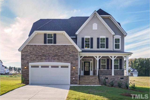 105 Oxer Drive, Youngsville, NC 27596 (#2196014) :: The Jim Allen Group