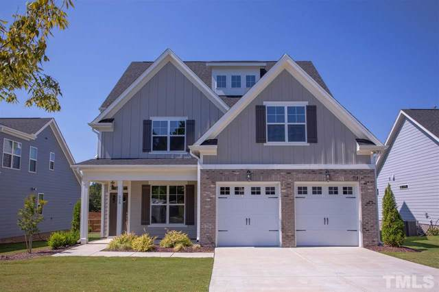 528 Barrington Hall Drive, Rolesville, NC 27571 (#2196288) :: The Jim Allen Group
