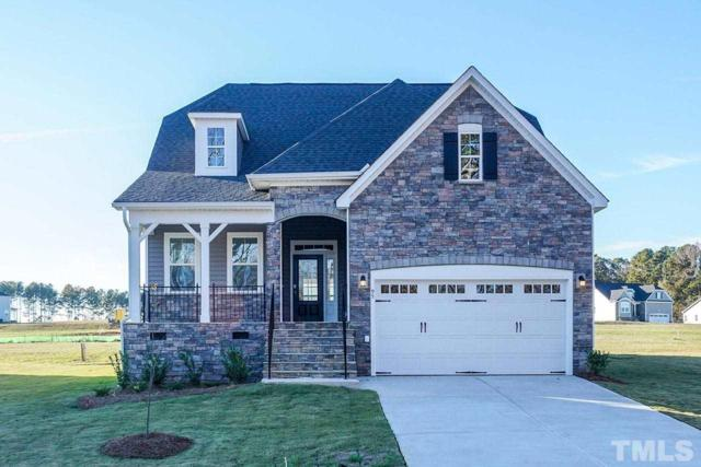 95 Oxer Drive, Youngsville, NC 27596 (#2198468) :: The Jim Allen Group