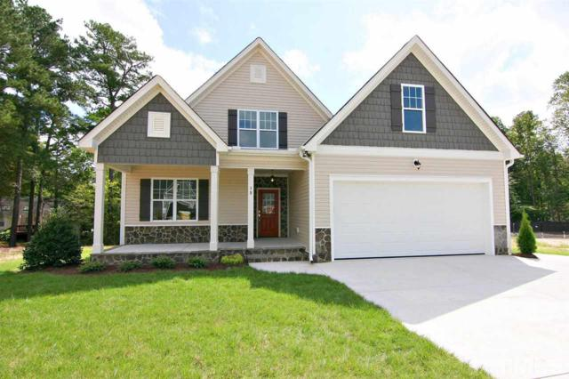 15 Walking Trail, Youngsville, NC 27596 (#2201892) :: RE/MAX Real Estate Service