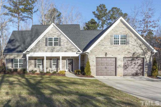 225 Benning Circle, Clayton, NC 27527 (#2232704) :: The Perry Group