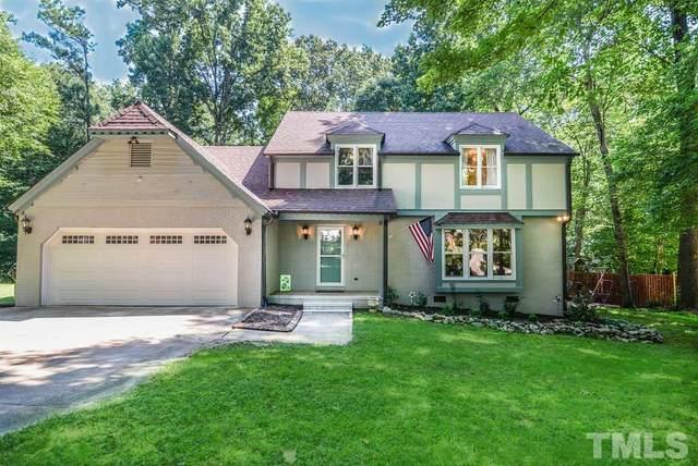 6009 Splitrock Trail, Apex, NC 27539 (#2330467) :: RE/MAX Real Estate Service