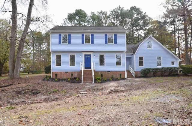 4002 Carson Drive, Sanford, NC 27332 (#2354093) :: Real Estate By Design